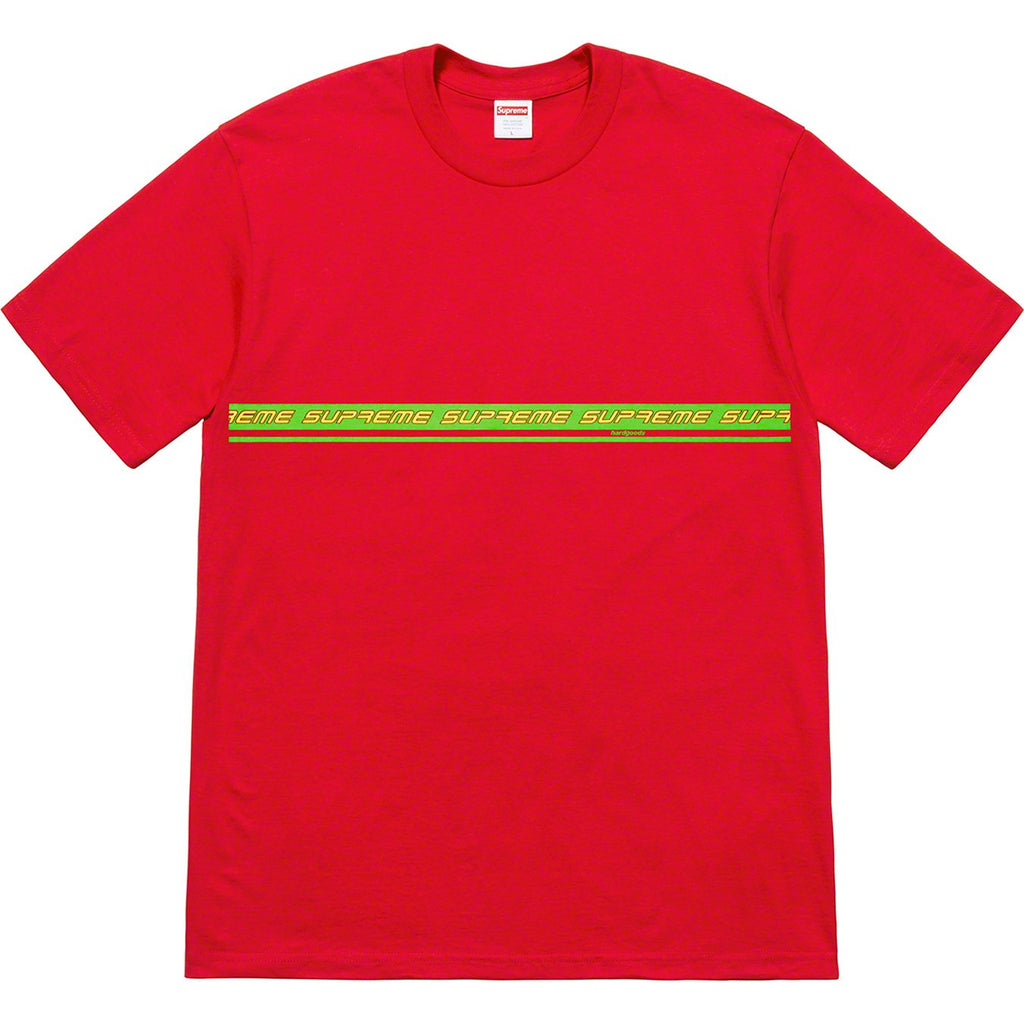Supreme Hard Goods Tee Red SS19-Urban Necessities