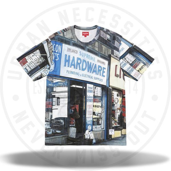 Supreme Hardware S/S Top Multicolor-Urban Necessities