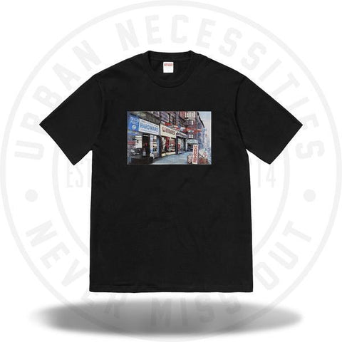 Supreme Hardware Tee Black-Urban Necessities