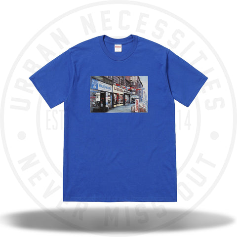 Supreme Hardware Tee Royal-Urban Necessities
