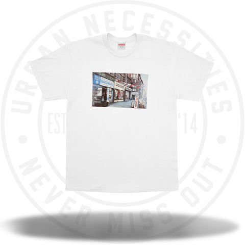 Supreme Hardware Tee White-Urban Necessities