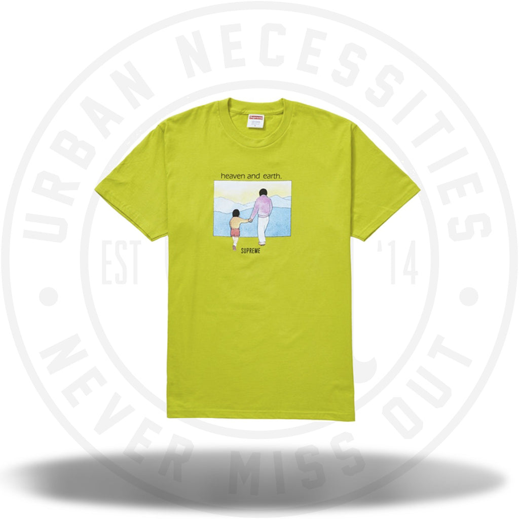 Supreme Heaven And Earth Tee Sulfer-Urban Necessities
