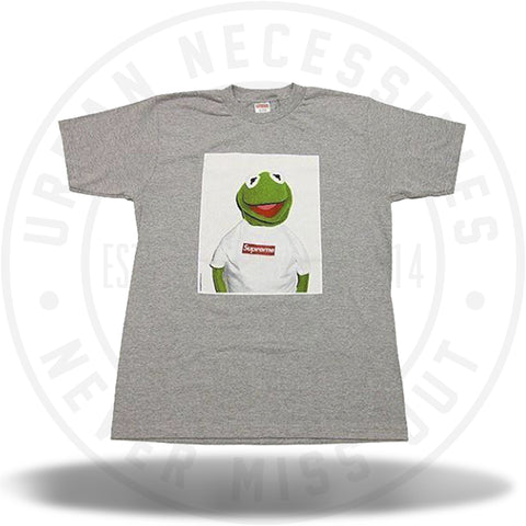 Supreme Kermit Tee Grey-Urban Necessities
