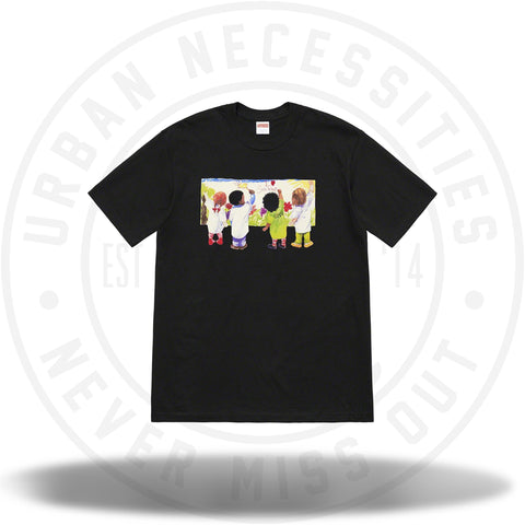 Supreme Kids Tee Black SS19-Urban Necessities