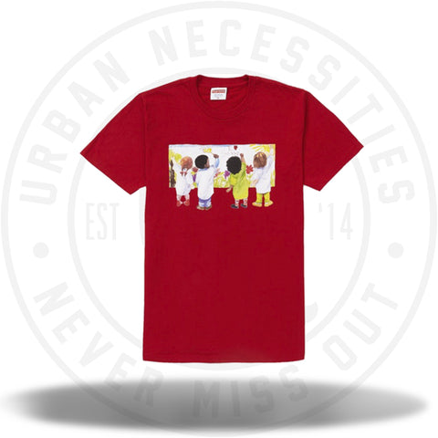 Supreme Kids Tee Red SS19-Urban Necessities