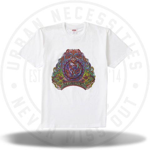 Supreme Knot Tee White SS19-Urban Necessities
