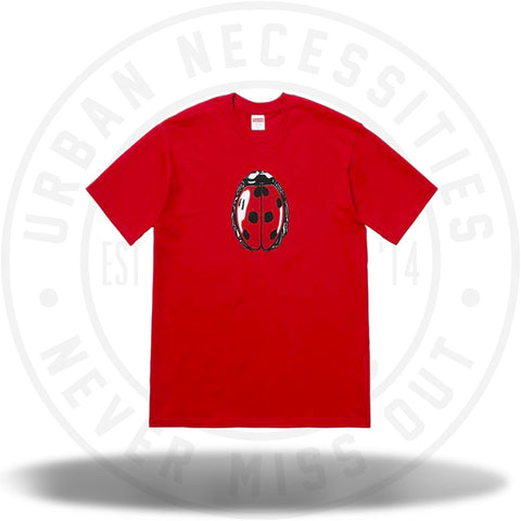 Supreme Ladybug Tee Red-Urban Necessities