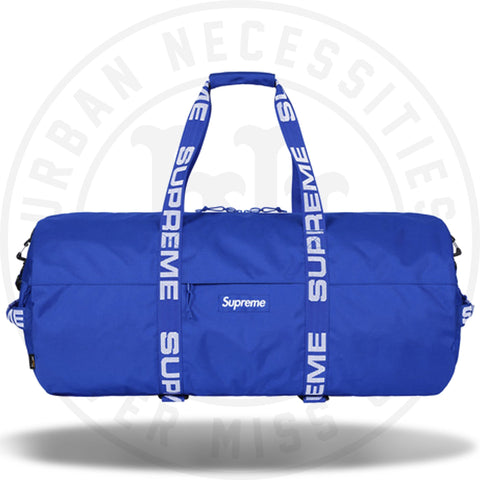 Supreme Large Duffle Bag SS18 Royal-Urban Necessities