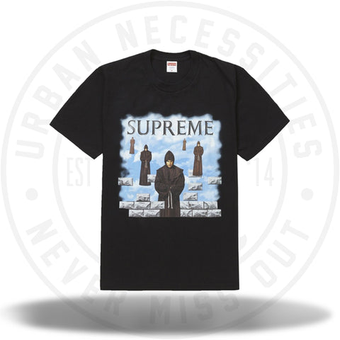Supreme Levitation Tee Black-Urban Necessities