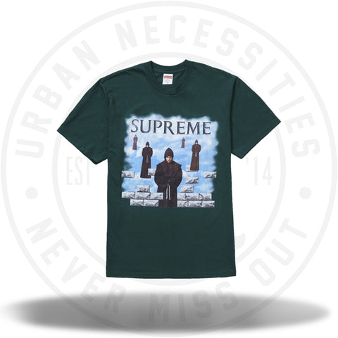 Supreme Levitation Tee Dark Green-Urban Necessities