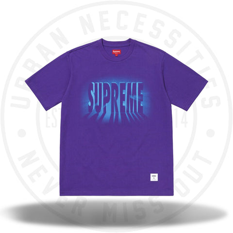 Supreme Light SS Top Purple-Urban Necessities