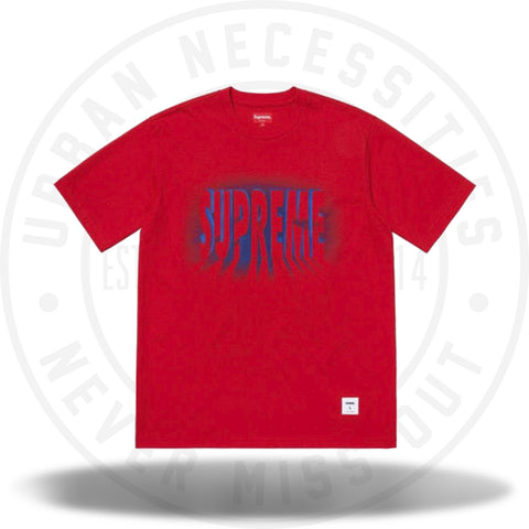 Supreme Light SS Top Red-Urban Necessities