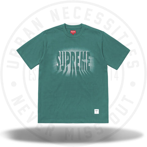 Supreme Light SS Top Teal .-Urban Necessities