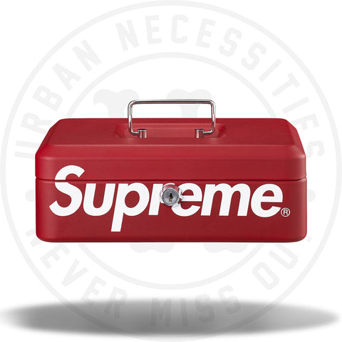 Supreme Lock Box Red-Urban Necessities