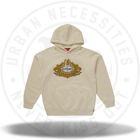Supreme Love or Hate Hooded Sweatshirt White-Urban Necessities