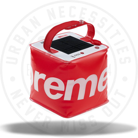 Supreme LuminAID Packlite Nova USB Red-Urban Necessities