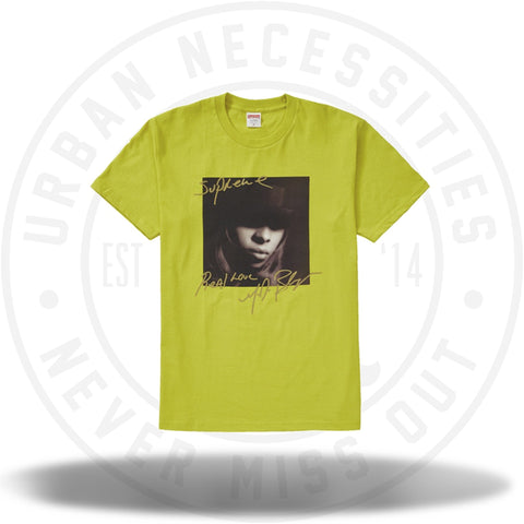 Supreme Mary J. Blige Tee Sulfer-Urban Necessities