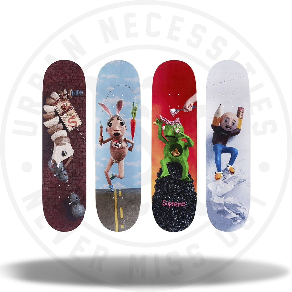 Supreme Mike Hill Deck Set-Urban Necessities