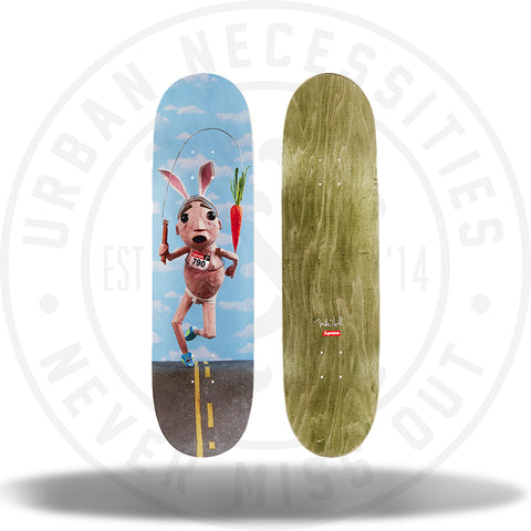 Supreme Mike Hill Runner Skate Deck-Urban Necessities