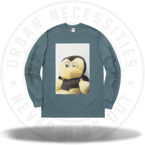 Supreme Mike Kelley AhhYouth! L/S Tee Slate-Urban Necessities