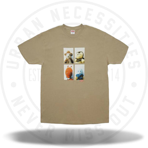 Supreme Mike Kelley AhhYouth! Tee Clay-Urban Necessities