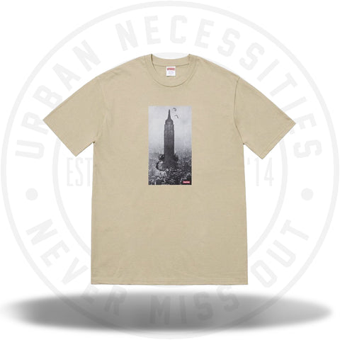 Supreme Mike Kelley The Empire State Building Tee Clay-Urban Necessities