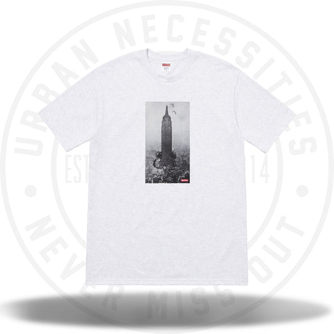 Supreme Mike Kelley The Empire State Building Tee White-Urban Necessities
