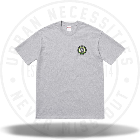 Supreme MLK Dream Tee Heather Grey-Urban Necessities