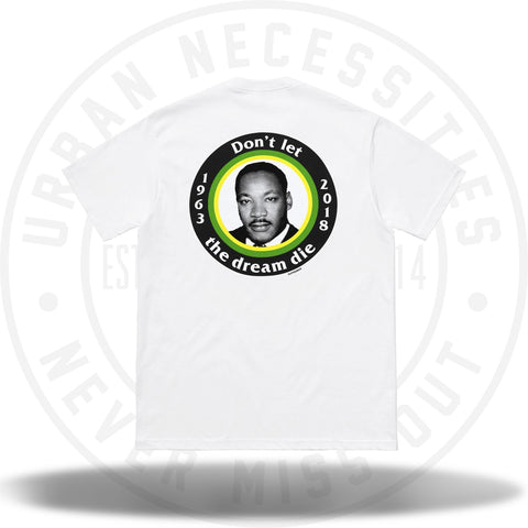 Supreme MLK Dream Tee White-Urban Necessities