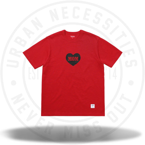 Supreme Mom SS Top Red-Urban Necessities