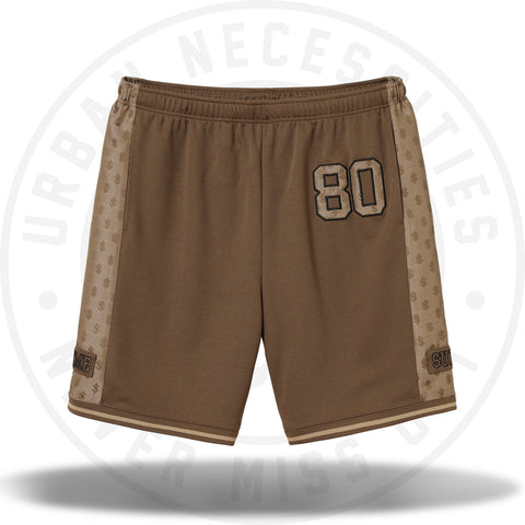 Supreme Monogram Short Brown-Urban Necessities