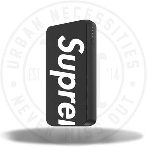 Supreme Mophie Powerstation Wireless XL Black-Urban Necessities