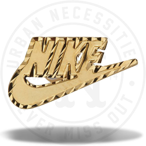 Supreme Nike 14K Gold Earring Gold-Urban Necessities