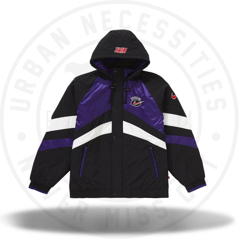 Supreme Nike Hooded Sport Jacket Purple-Urban Necessities