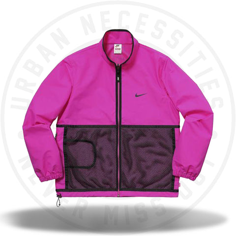 Supreme Nike Trail Running Jacket Pink-Urban Necessities