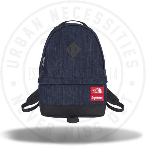 Supreme North Face Denim Backpack-Urban Necessities