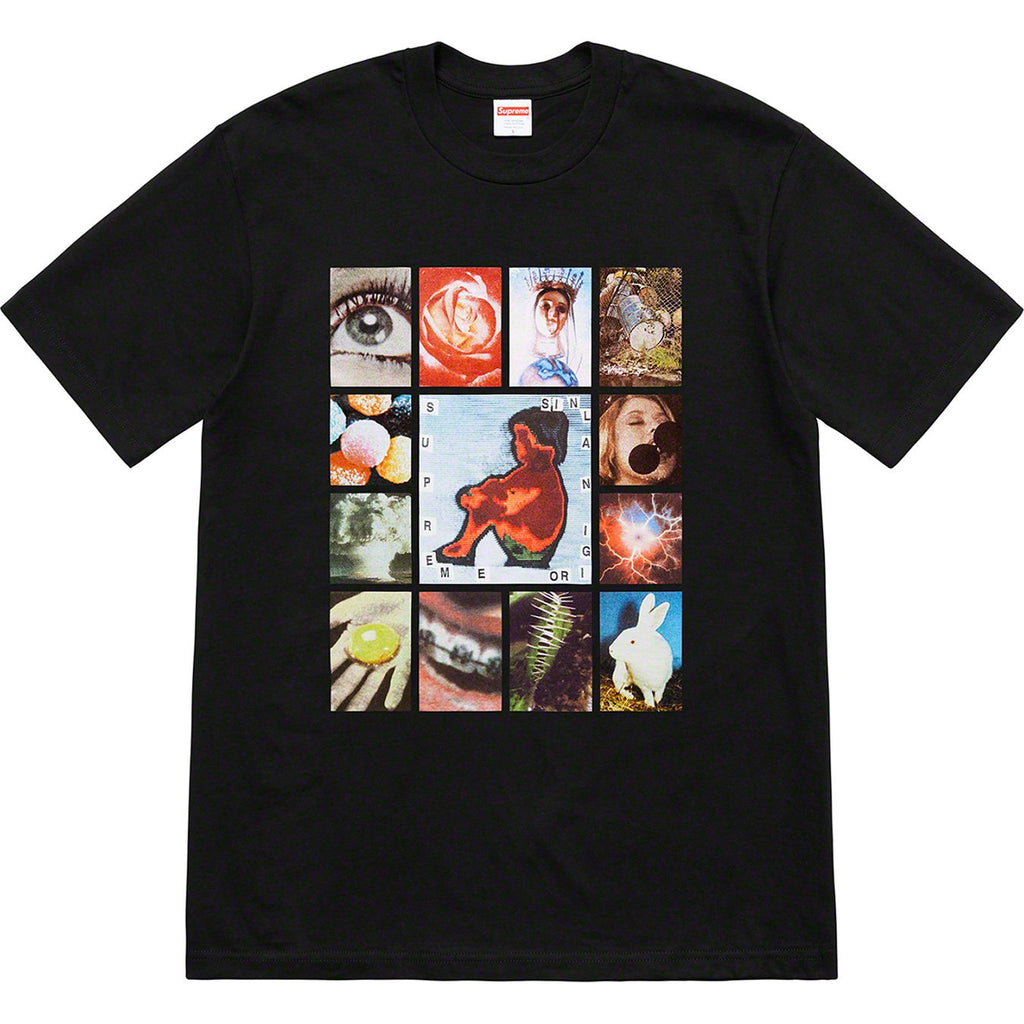 Supreme Original Sin Tee Black SS19-Urban Necessities