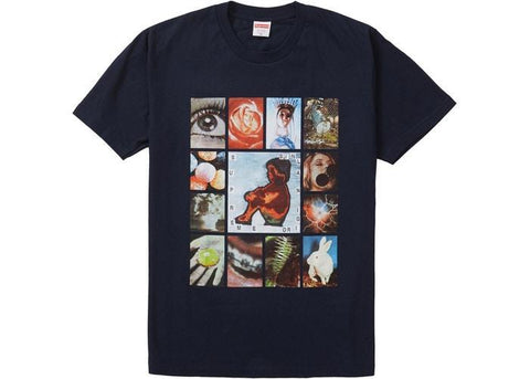 Supreme Original Sin Tee Navy-Urban Necessities