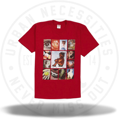 Supreme Original Sin Tee Red SS19-Urban Necessities