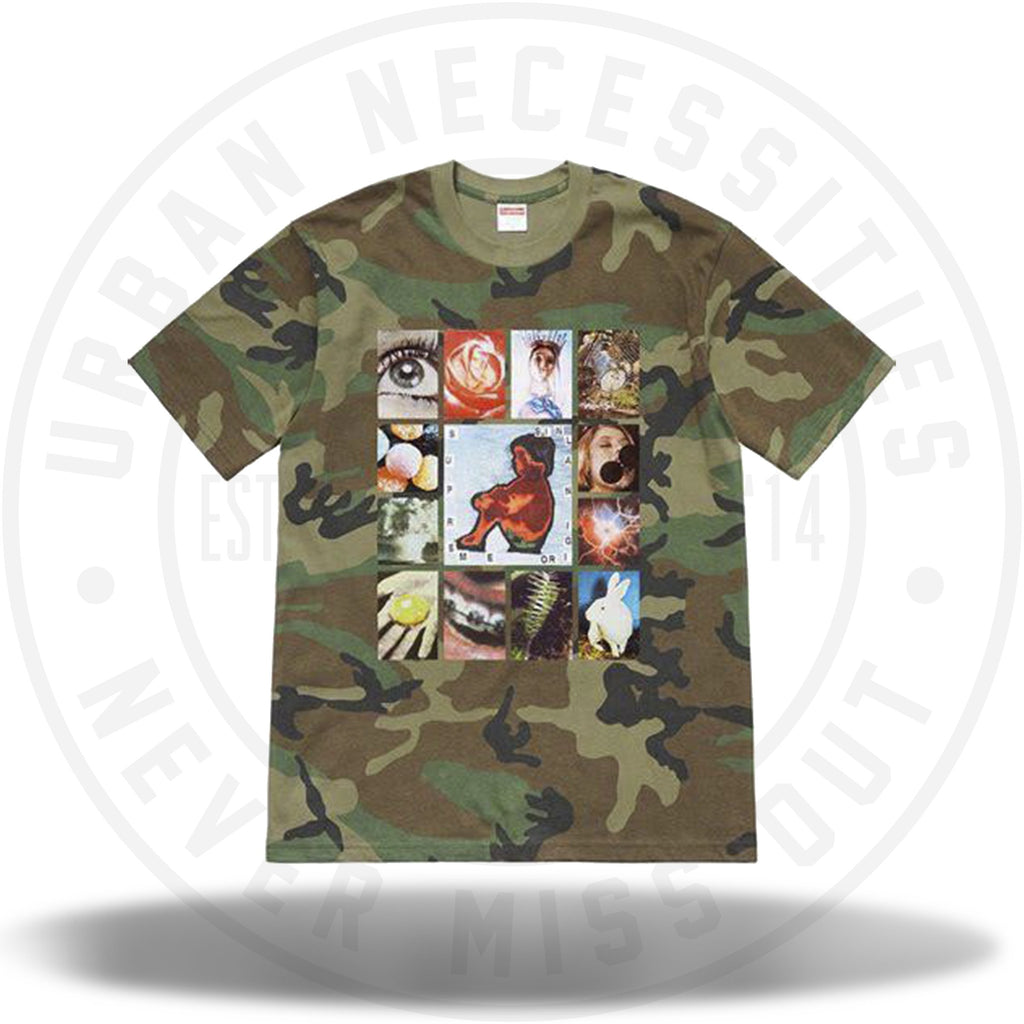 Supreme Original Sin Tee Woodland Camo-Urban Necessities