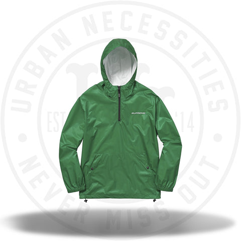 Supreme Packable Ripstop Pullover Green-Urban Necessities