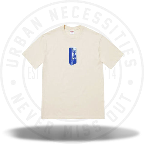 Supreme Payphone Tee Natural-Urban Necessities