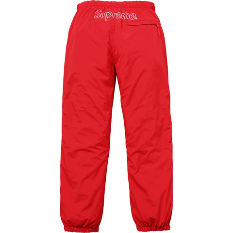 Supreme Piping Track Pant Red-Urban Necessities