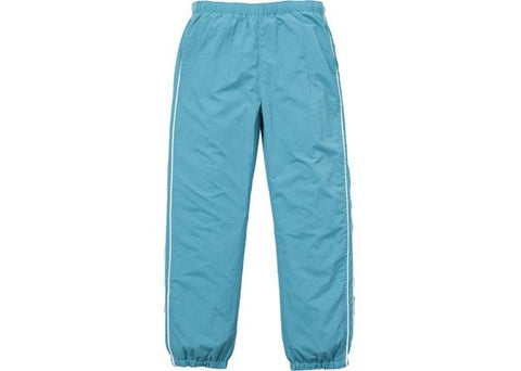Supreme Piping Track Pant Teal-Urban Necessities