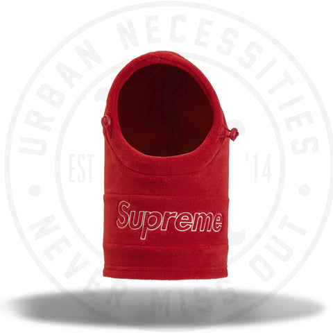 Supreme Polartec Balaclava Red-Urban Necessities