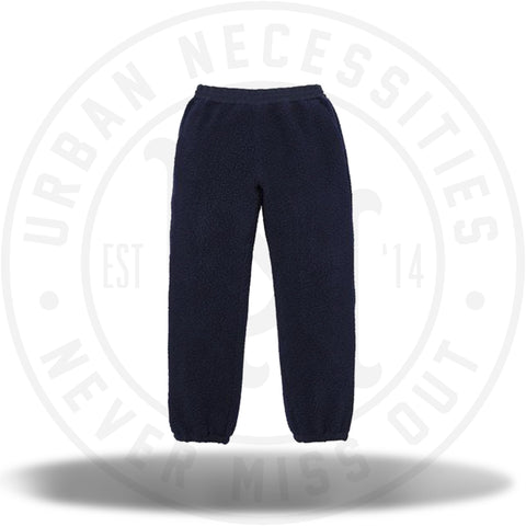Supreme Polartec Deep Pile Pant Navy-Urban Necessities