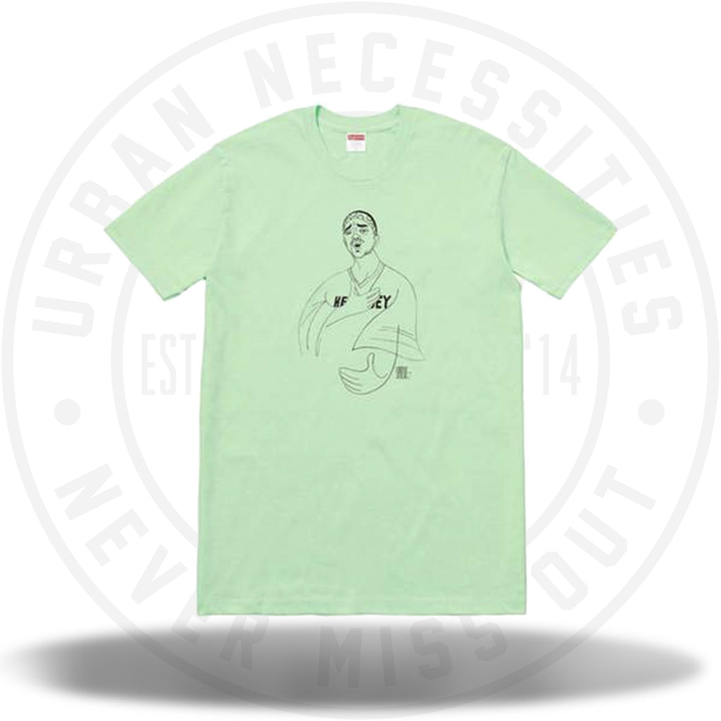 Supreme Prodigy Tee Lime-Urban Necessities