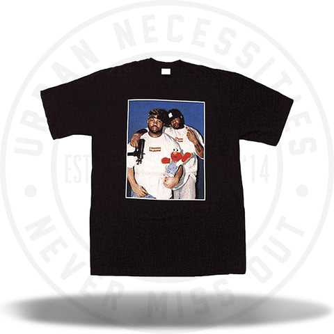 Supreme Raekwon Tee Black-Urban Necessities