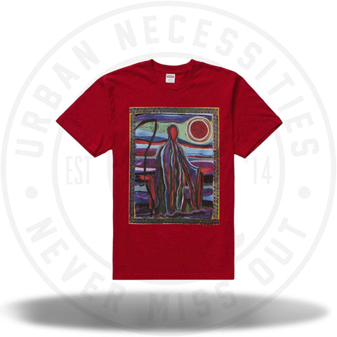 Supreme Reaper Tee Red-Urban Necessities