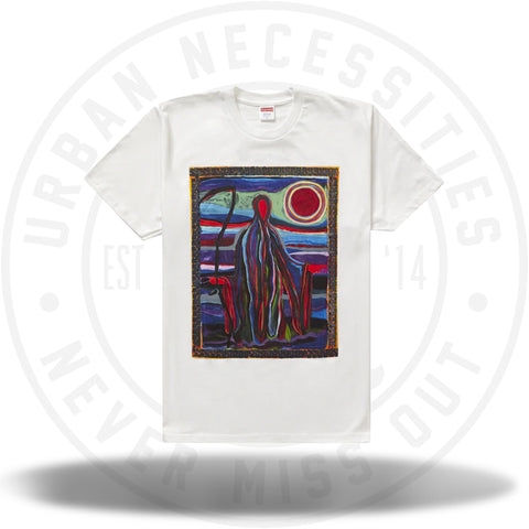 Supreme Reaper Tee White-Urban Necessities